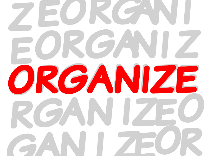 Organize-Your-Thoughts